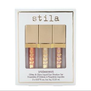 Stila glitter & glow iridescent liquid eyeshadow